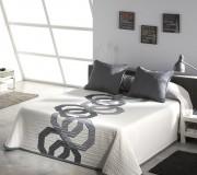 Colchas de cama reversibles-Gauus