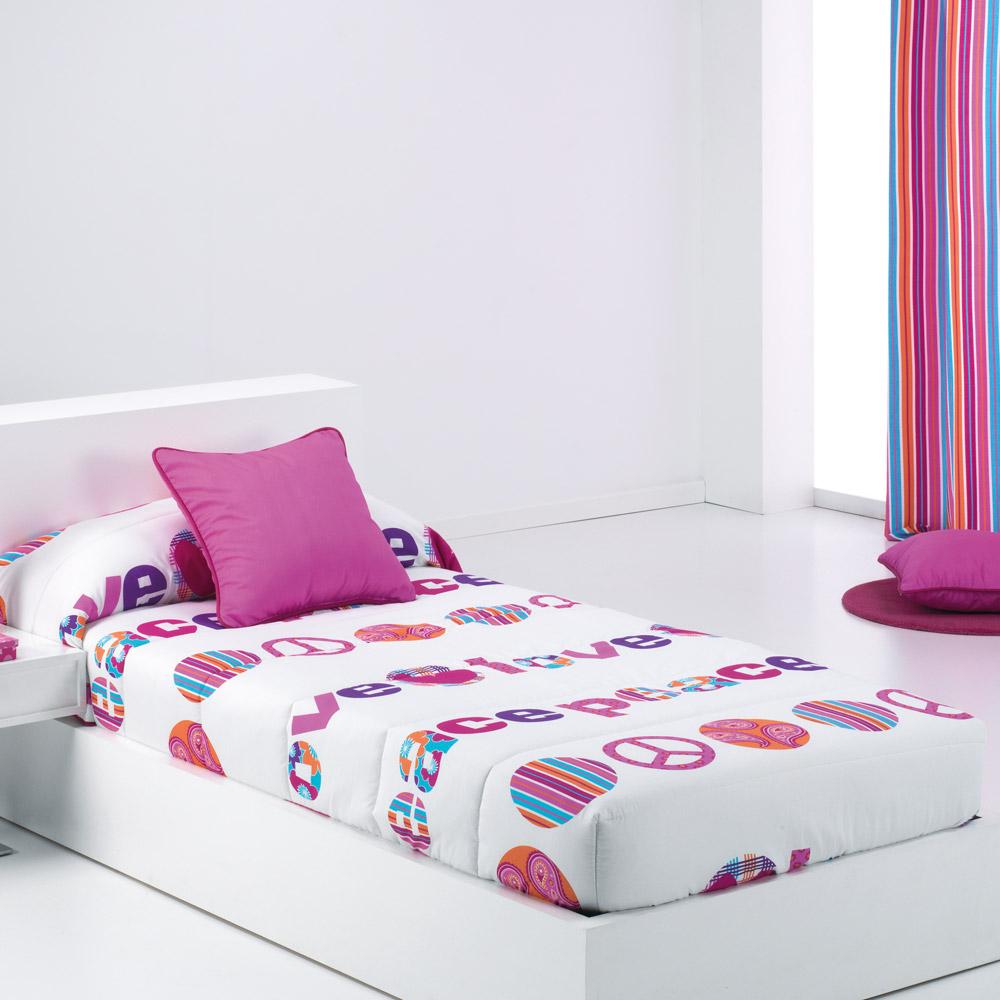 Edredones ajustables para camas literas camas nido - Literas juveniles conforama ...