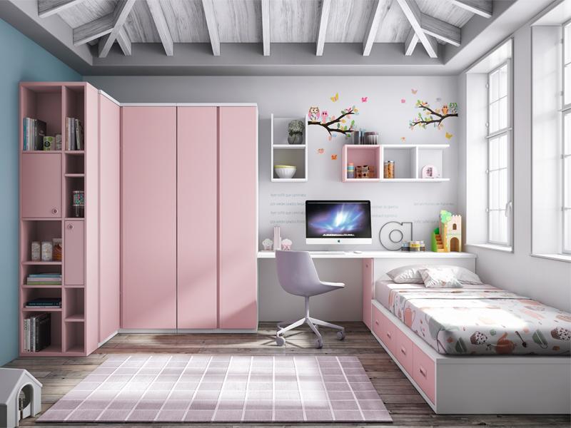Edredones ajustables para camas literas camas nido blog gauus - Decoracion de habitacion juvenil ...